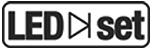 LEDset logo