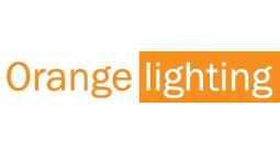 Orange lighting