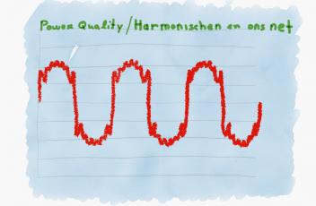 Het effect van harmonische vervorming op ons net